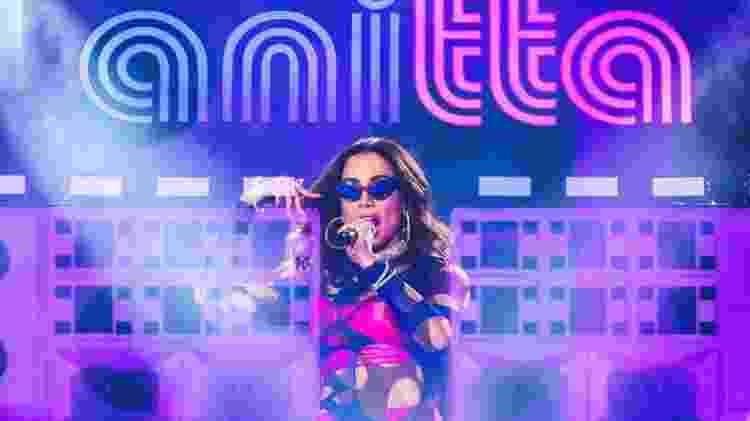 Anitta foi uma das principais atrações do Rock in Rio 2019 - Divulgação