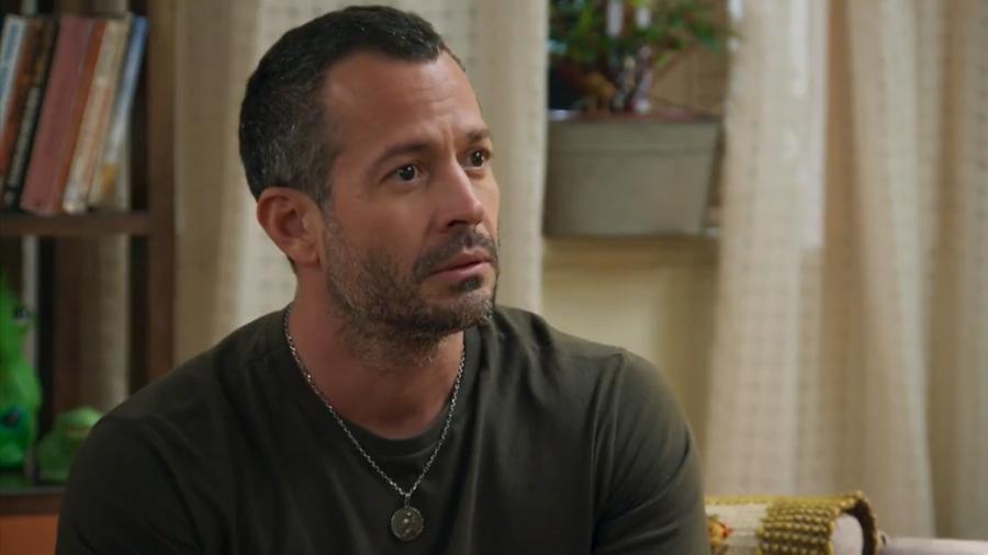 Apolo (Malvino Salvador) em Haja Coração (Reprodução/TV Globo). - Reprodução / Internet