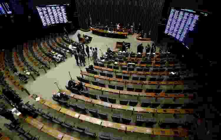 Congresso Nacional - Adriano Machado/Reuters - Adriano Machado/Reuters