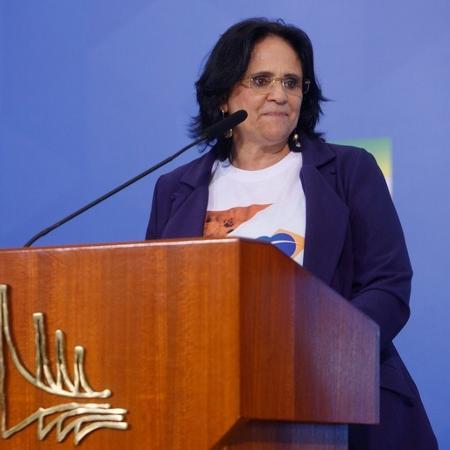 A ministra da Mulher, da Família e dos Direitos Humanos, Damares Alves - Reprodução/Flickr Ministério da Mulher, da Família e dos Direitos Humanos