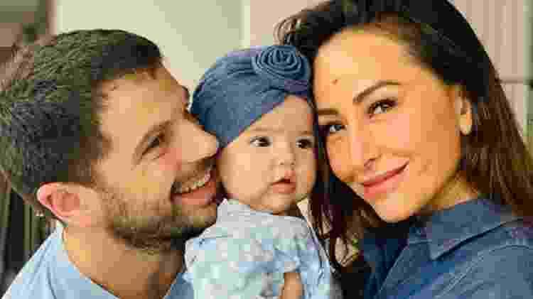 Duda Nagle e Sabrina Sato posam com Zoe em foto fofíssima - Foto: Reprodução/Instagram