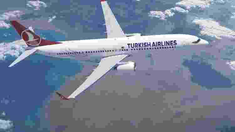 Turkish Airlines - Divulgação - Divulgação