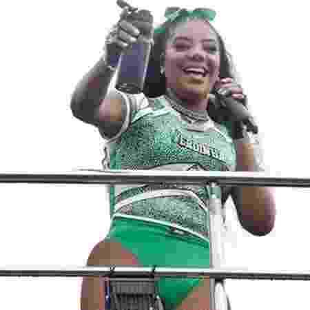 Ludmilla puxa Bloco Fervo da Lud em São Paulo - Foto: Reprodução