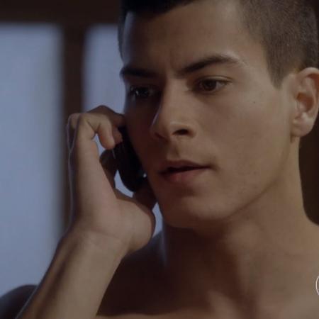 Duca (Arthur Aguiar) em Malhação - Sonhos (Reprodução / Globo) - Reprodução / Internet