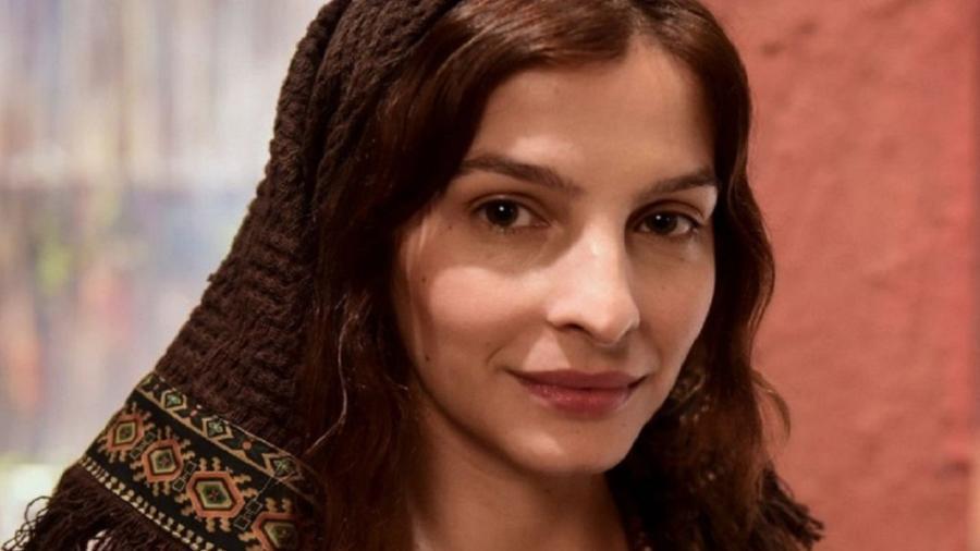 Michelle Batista é a Lia em Gênesis (Divulgação / Reccord TV) - Reprodução / Internet