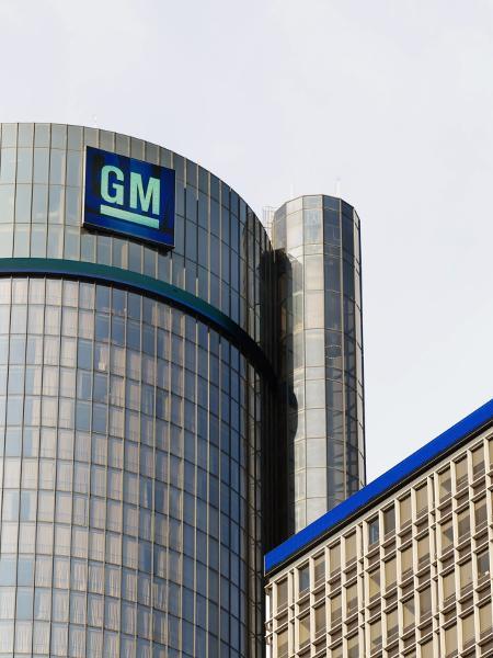 Sede da GM -