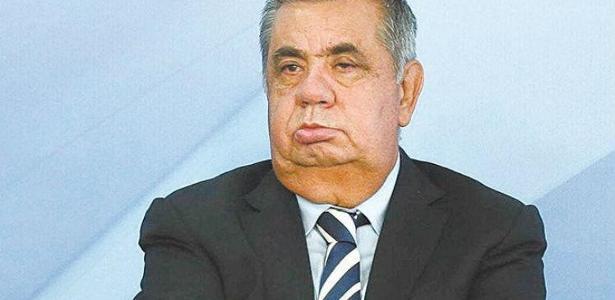 O deputado estadual Jorge Picciani (MDB), presidente afastado da Alerj