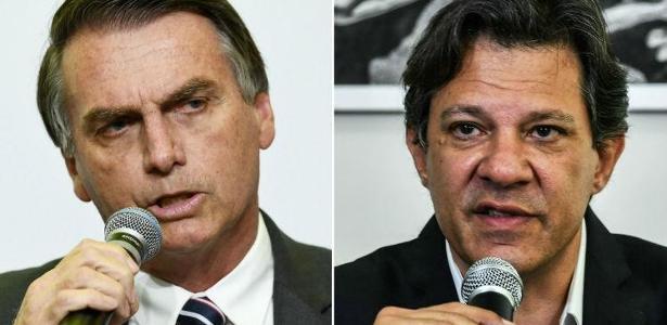 Reportagem do UOL teve acesso a dados que indicam relação entre campanhas de Bolsonaro e Haddad com agência sob investigação
