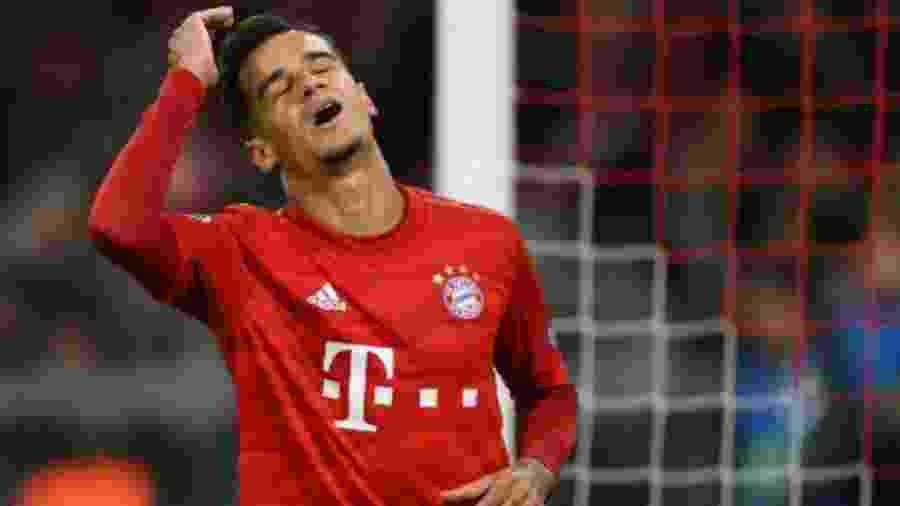 Philippe Coutinho, do Bayern de Munique, fecha o top 10 de meias mais caros do mundo - AFP