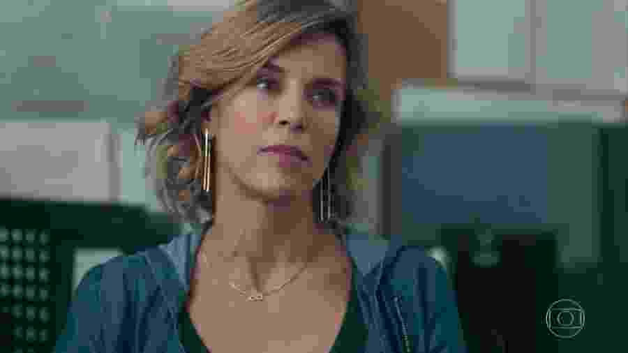 Malu (Daniela Galli) em Malhação (Reprodução/TV Globo). - Reprodução / Internet