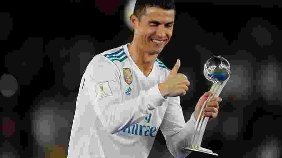 Cristiano Ronaldo vai erguer um hospital na capital chilena - Amr Abdallah Dalsh/Reuters