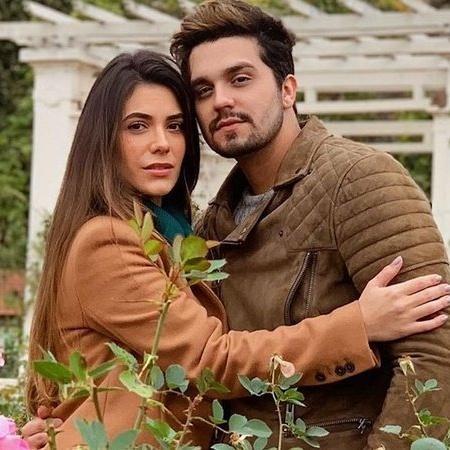 Luan Santana e Jade Magalhães estão de férias na Espanha - Reprodução/ Instagram