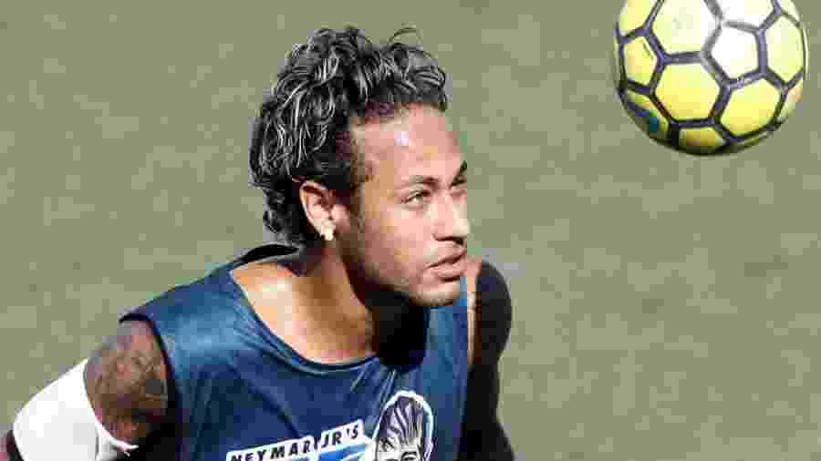 Para Neymar, criar o instituto que leva seu nome foi o maior gol de sua carreira - Leonardo Benassatto/Reuters