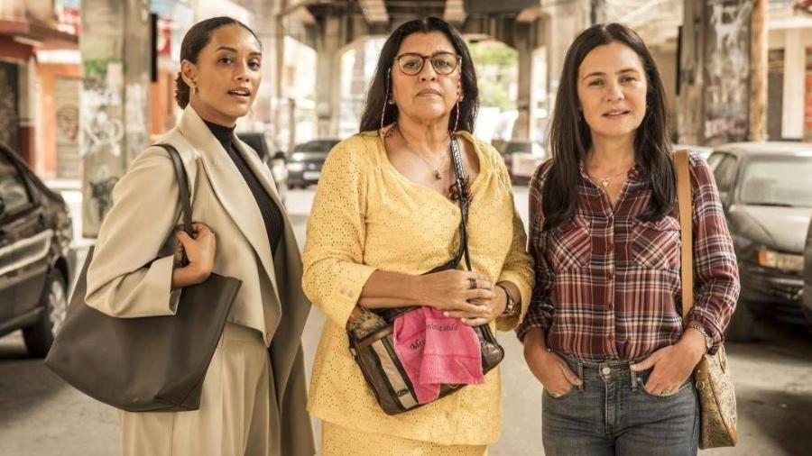 "Taís Araújo, Regina Casé e Adriana Esteves, protagonistas de ""Amor de Mãe"" - Canaltech"