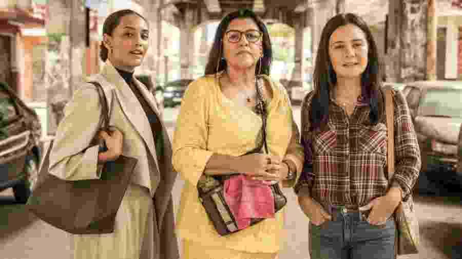 "Taís Araújo, Regina Casé e Adriana Esteves, as protagonistas de ""Amor de Mãe"" - Canaltech"
