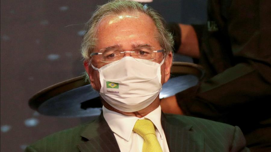 Ministro da Economia, Paulo Guedes - Ueslei Marcelino/Reuters