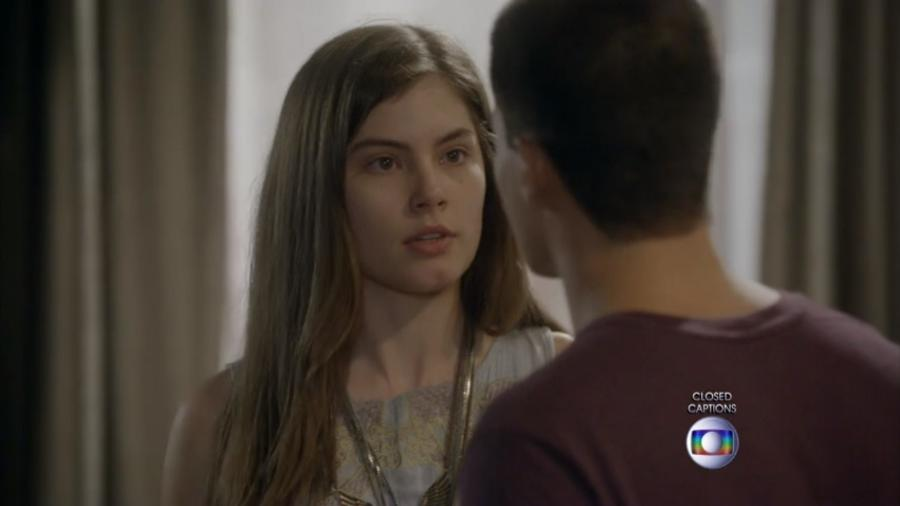 Duca (Arthur Aguiar) e Bianca (Bruna Hamú) em Malhação - Sonhos (Reprodução / Globo) - Reprodução / Internet