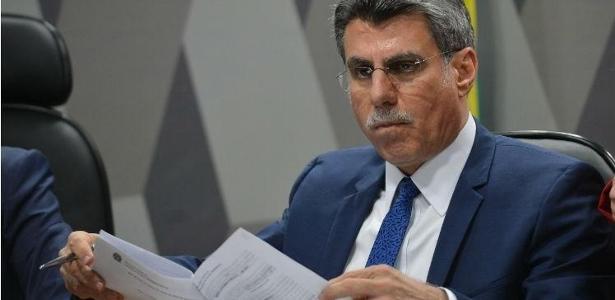 Romero Jucá, senador (RR) e presidente nacional do PMDB