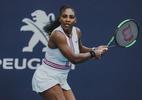 Serena desiste do Miami Open por lesão no joelho - (Sem crédito)