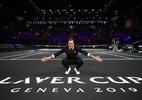 Programação Laver Cup: Federer e Zverev fazem parceria nas duplas nesta sexta; Thiem e Tsitsipas jogam em simples - (Sem crédito)