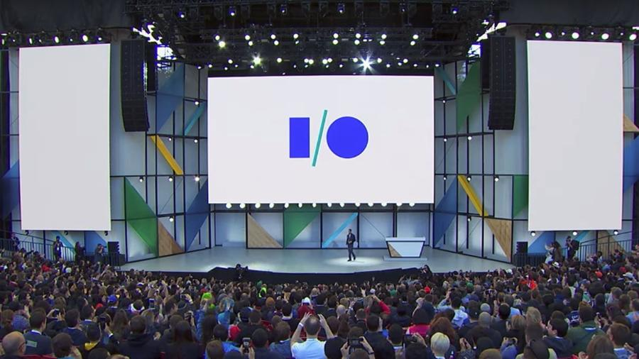 Foto da última Google I/O presencial, em 2019 - Google