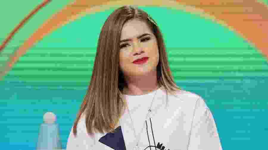 O vlog da Juju, protagonizado por Maisa Silva, é uma das atrações da TV Zyn, nova plataforma do SBT - Maisa Silva (Fonte: Reprodução)
