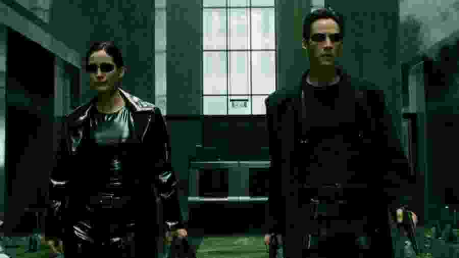 Matrix 4 é confirmado e terá Keanu Reeves -