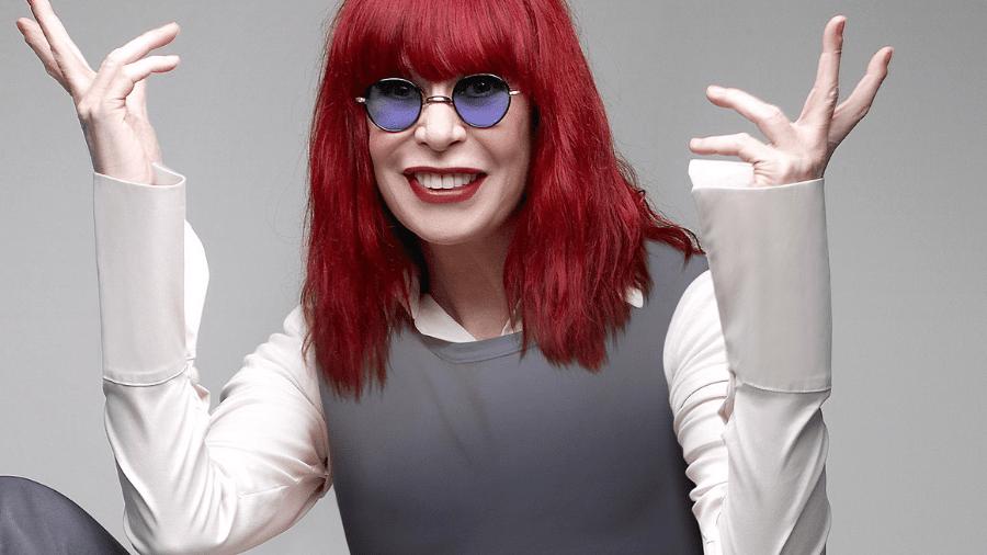 A cantora paulistana (e mundial) Rita Lee faz 73 anos  - Reprodução / Internet