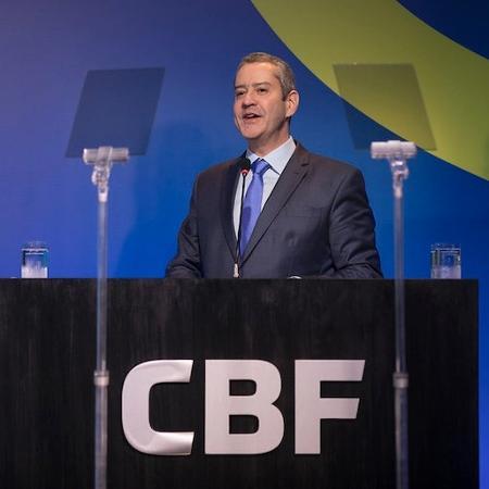 Rogério Caboclo, presidente afastado da CBF após denúncia de assédio sexual e moral - Flickr/CBF