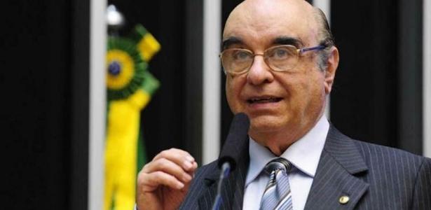 O deputado Bonifácio de Andrada (PSDB-MG)