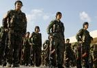 Extremistas matam 22 combatentes do regime sírio perto de Idlib - Delil Souleiman / AFP