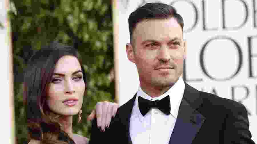Brian Austin Green confirma divórcio com Megan Fox - Reprodução / Internet