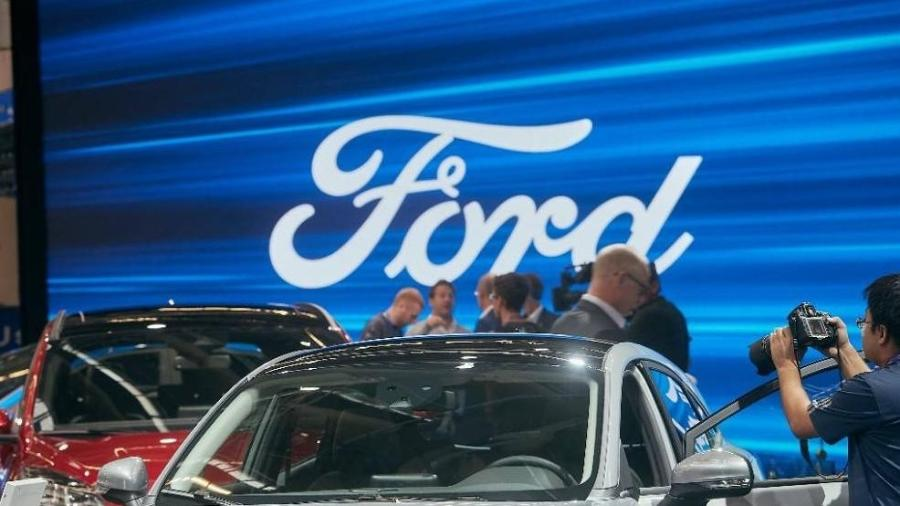 Ford - Híbridos - Ford