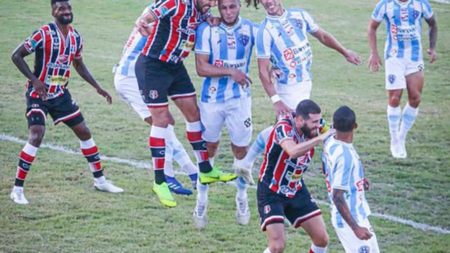 Paysandu x Santa Cruz se enfrentam na estreia da Série C do Campeonato Brasileiro 2020                              - Jorge Luiz/Paysandu