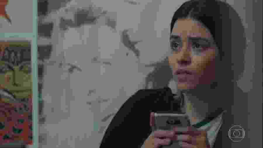 K1 (Talita Younan) em Malhação (Reprodução/TV Globo). - Reprodução / Internet