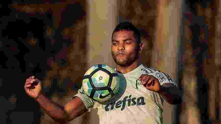 Borja não vive grande fase no Palmeiras, mas foi lembrado - Ale Cabral/Agif/Estadão Conteúdo