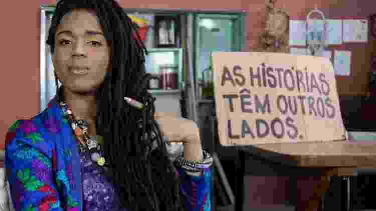A deputada estadual Erica Malunguinho, educadora e artista plástica - Divulgação