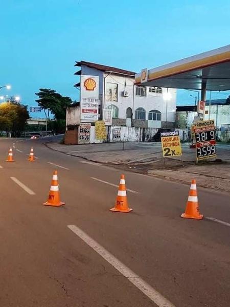 Lockdown no Maranhão foi adotado por determinação da Justiça estadual; Pará adotou a estratégia hoje (7)                        -                                 REPRODUçãO/TWITTER