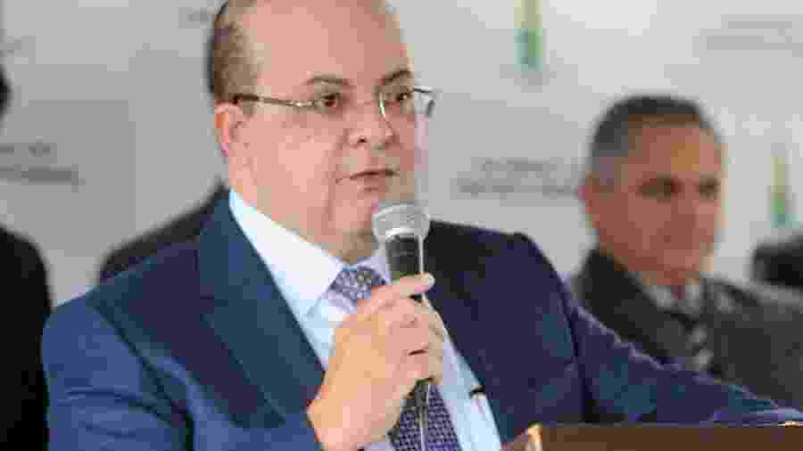 Governador do DF, Ibaneis Rocha - Renato Alves/Ag. Brasília