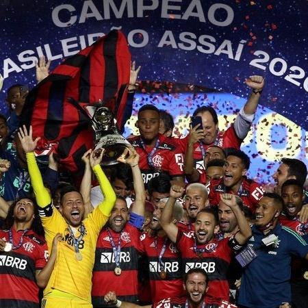 Temporada consolida domínio de ricos Flamengo e Palmeiras no Brasil