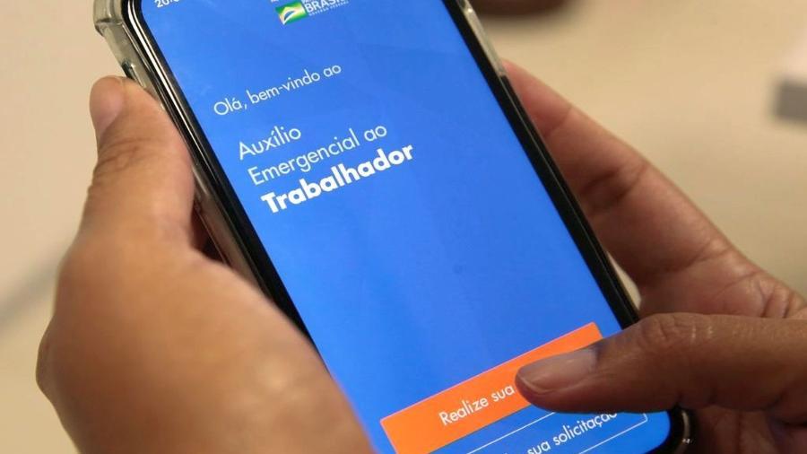 Maioria dos beneficiários vai receber R$ 150 de auxílio emergencial -  Marcello Casal / Agência Brasil