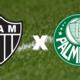 Atlético-MG x Palmeiras: data, horário e onde assistir