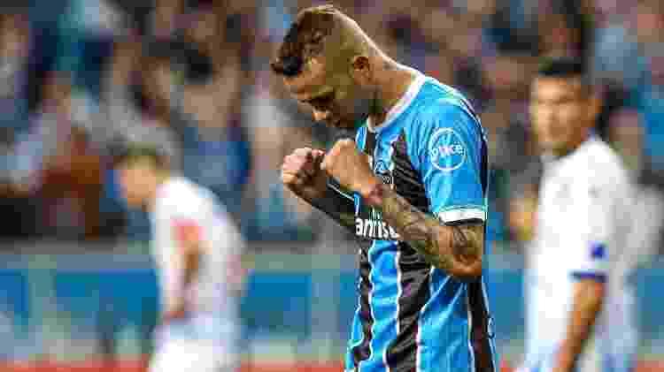 Luan, do Grêmio (Photo by Lucas Uebel/Getty Images) - Getty Images - Getty Images