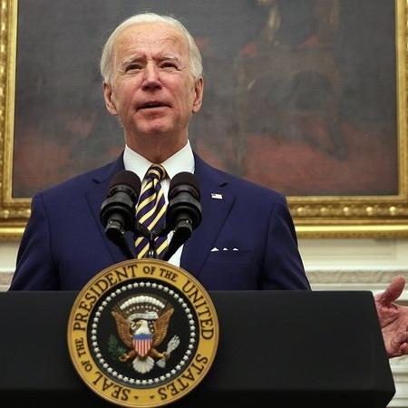 """Biden """"muito preocupado"""" com a repressão na Rússia, mas insiste em privilegiar """"interesses mútuos"""" - Getty Images"""