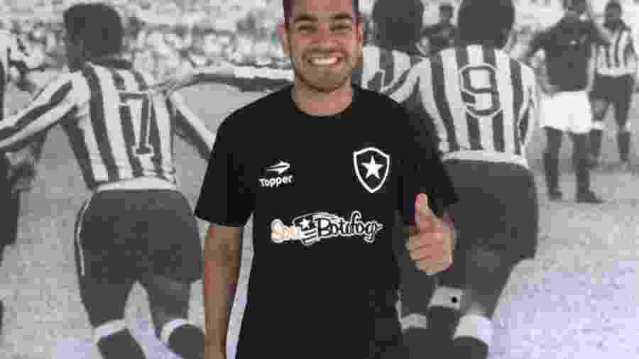 Divulgação/Botafogo