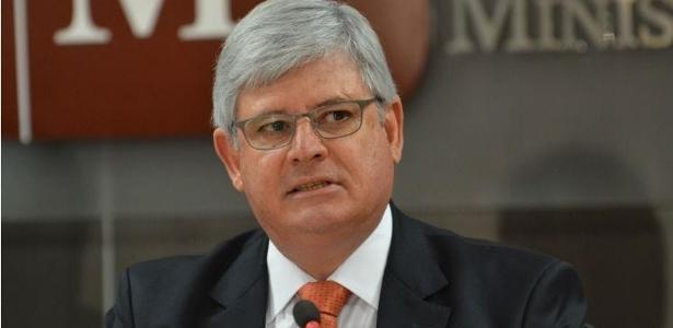 """""""Ninguém quer ver o presidente da República do seu país ser processado penalmente"""", disse Janot - Foto: Elza Fiuza/ Agência Brasil"""