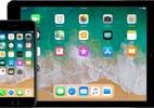 iPhone 7 e iPad Air 2 estão entre os dispositivos mais populares na América do Sul (Foto: iPad e iPhone rodando o iOS 11)