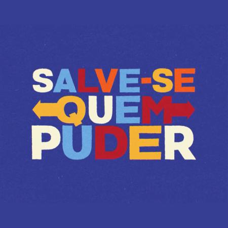 Logo Novela Salve-se Quem Puder - Reprodução / Internet