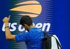 Djokovic pode encerrar temporada por conta de problema no ombro - (Sem crédito)