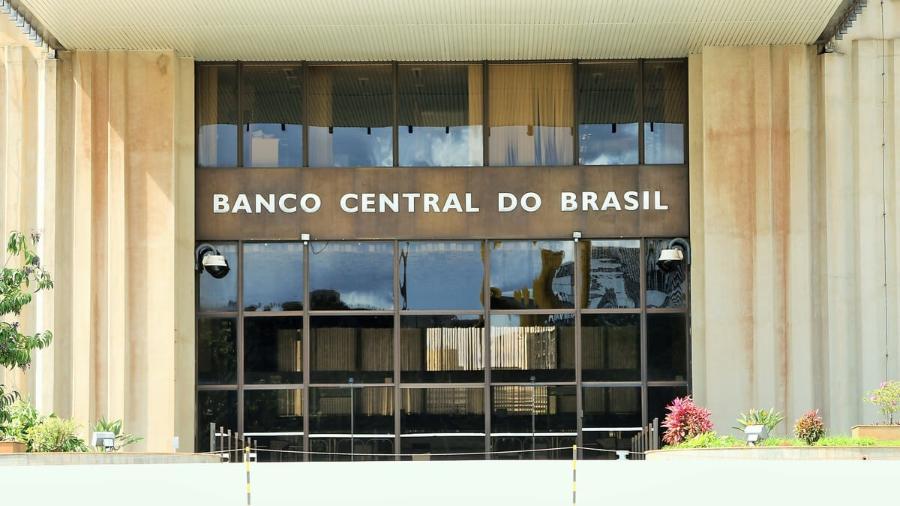 Sede do Banco Central em Brasília - Por Marcela Ayres